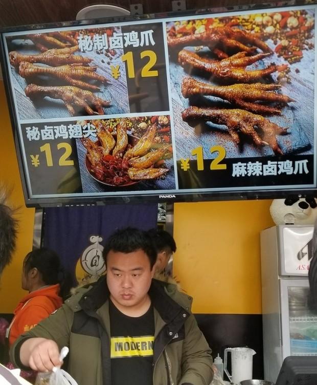 3. Tavuk ayağı yemek ister misiniz?