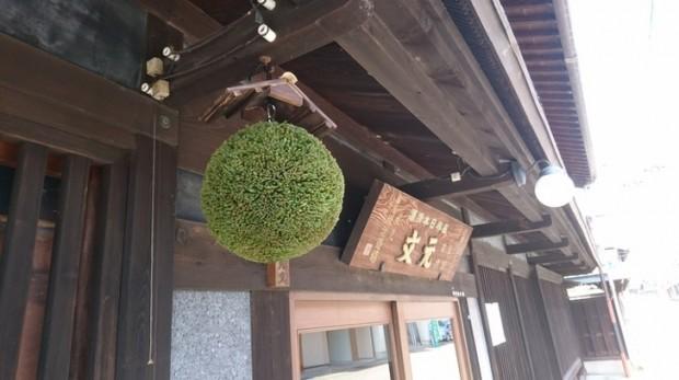 18. Sedir ağacı topu ya da Sakebayashi