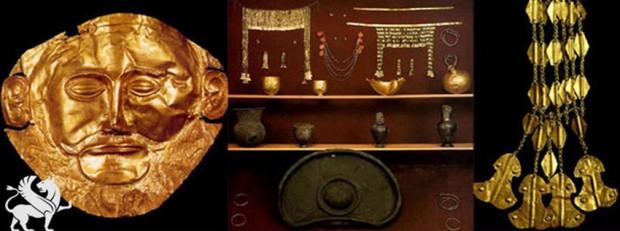 1. Troya (Truva) Hazineleri