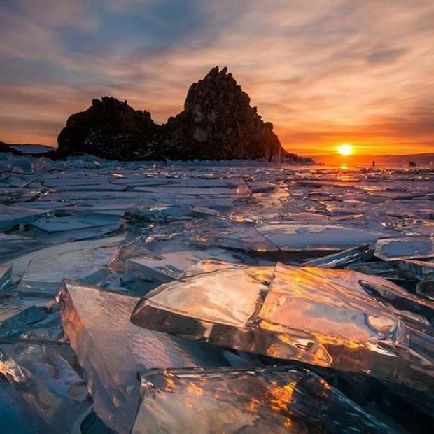 21. Kuzey Baykal Gölü, Rusya