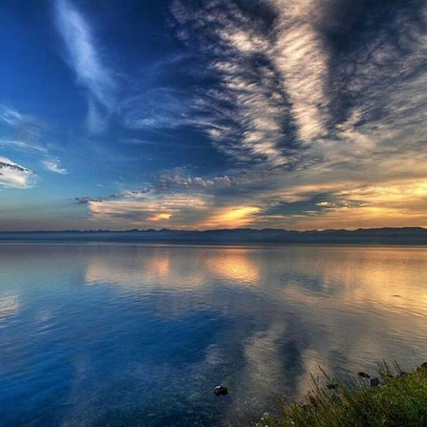 1. Baykal Gölü - Rusya