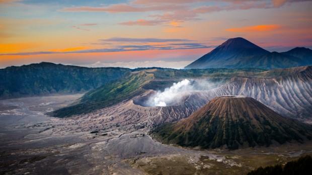 9. Bromo Dağı Volkanı, Cava, Endonezya