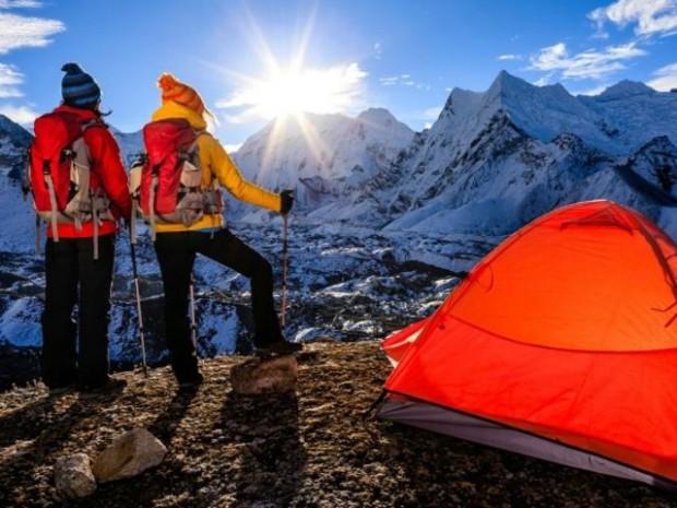 3. Himalayalara tırmanmak istiyorsunuz, öyle mi?