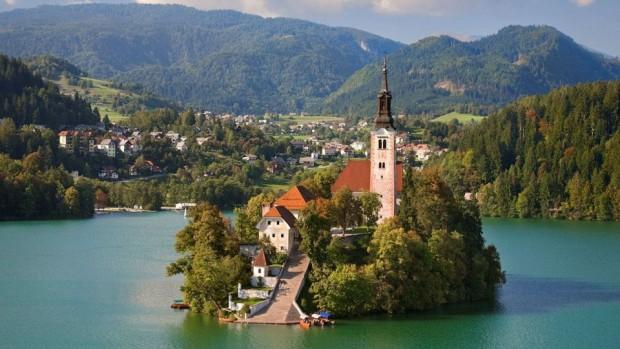 2. Bled, Slovenya