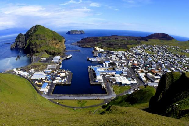 13. Vestmannaeyjar, İzlanda