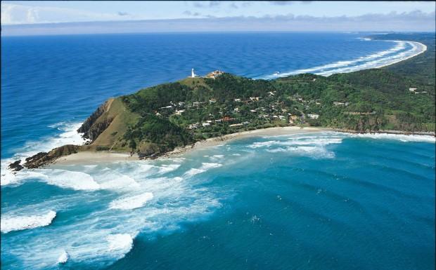 25. Byron Bay, Avustralya
