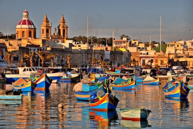 30. Marsaxlokk, Malta