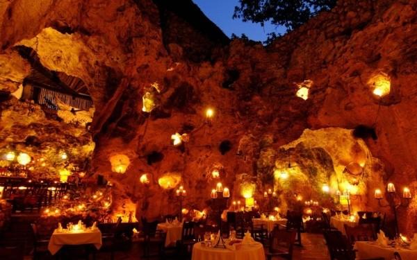 3. Ali Barbour's Cave, Diana Beach, Kenya