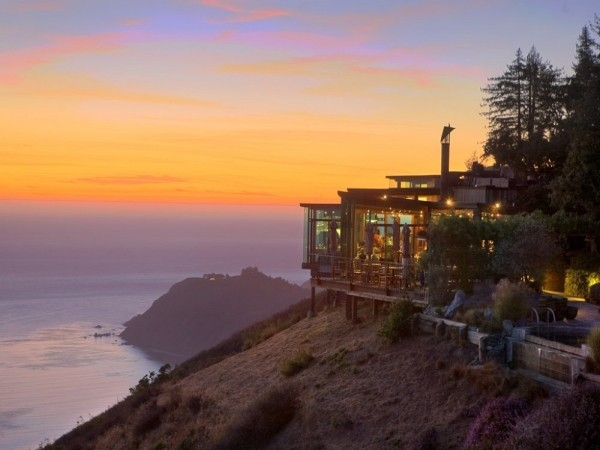 4. Sierra Mar, Kaliforniya