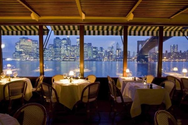 5. River Cafe, New York