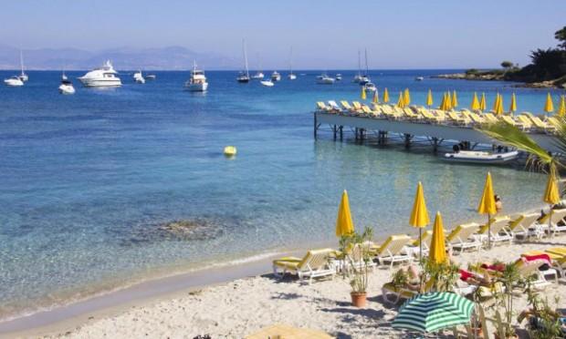 Fransa – Garoupe plajı
