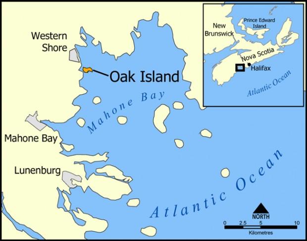 Bu çok da özelliği olmayan ada 1795 senesinde keşfediliyor...