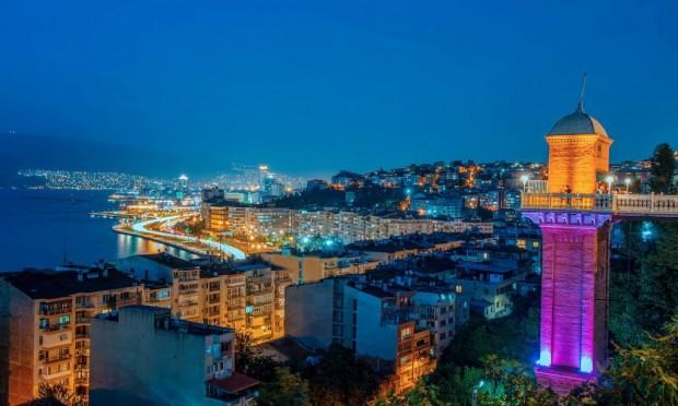 Terazi burcu : İzmir