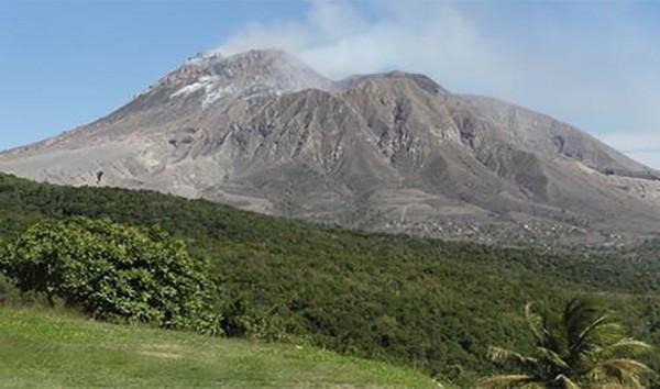 4. Soufrière Hills, Monteserrat