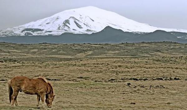 8. Katla, Hekla ve Eyjafjallajökull, İzlanda