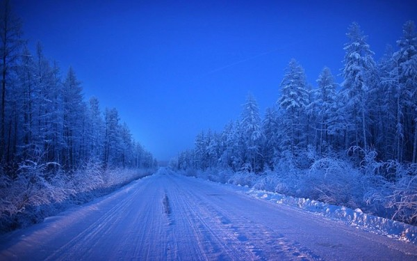 Dünyanın en soğuk köyü olan Oymyakon