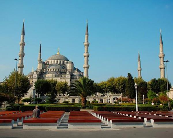4. Sultanahmet Bölgesi (İstanbul) – Mükemmellik Sertifikası