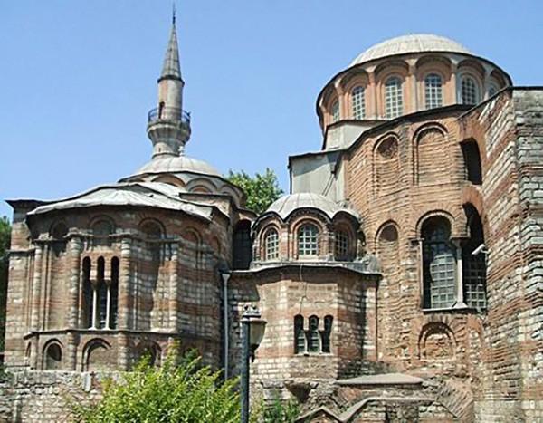 11. Kariye Müzesi (İstanbul) – 2014 'Turistlerin Tercihi' ödülü