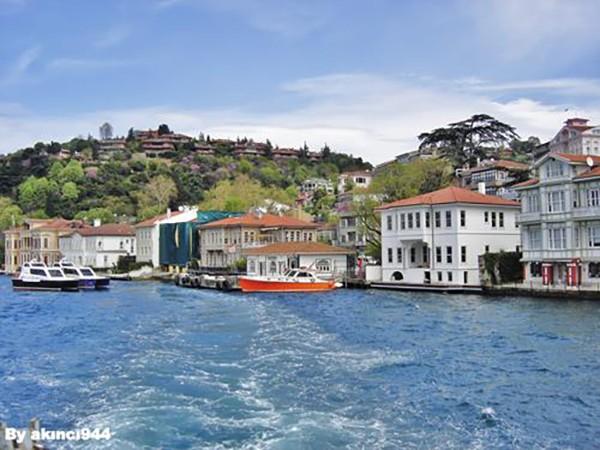 12. Boğaziçi Kıyısı(İstanbul) – Mükemmellik Sertifikası