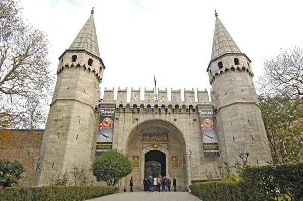 13. Topkapı Sarayı(İstanbul) – 2014 'Turistlerin Tercihi' ödülü