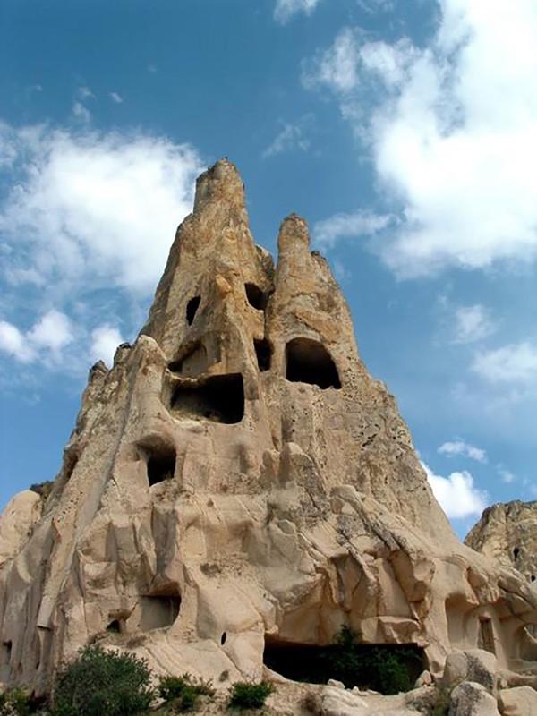 26. Kapadokya Mağaraları – Mükemmellik Sertifikası