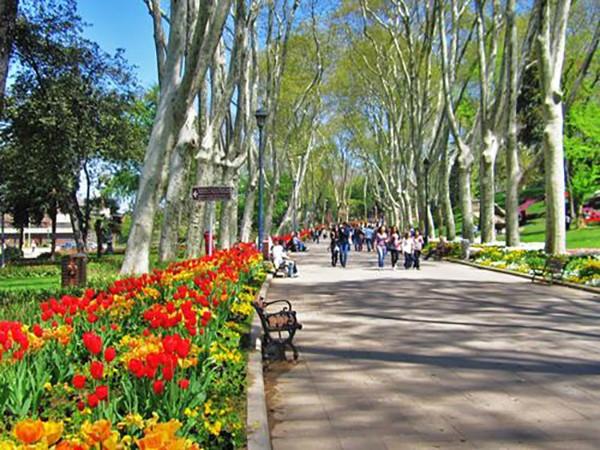 27. Gülhane Parkı (İstanbul) – Mükemmellik Sertifikası