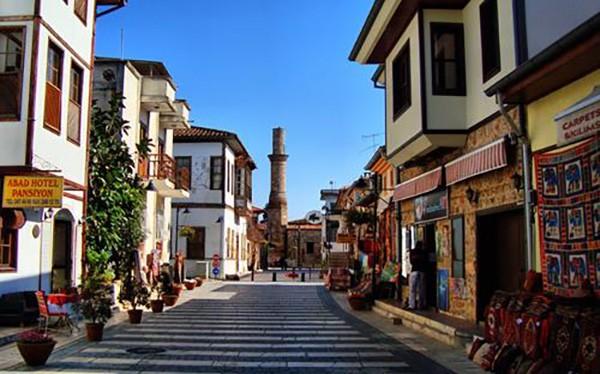 29. Kaleiçi (Antalya) – Mükemmellik Sertifikası