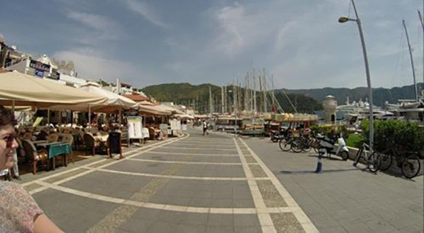 30. Marmaris Marina(Marmaris-Antalya) – Mükemmellik Sertifikası