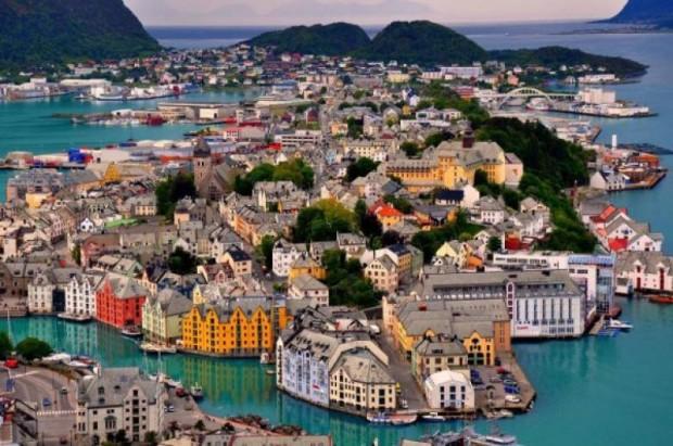 7. Norveç