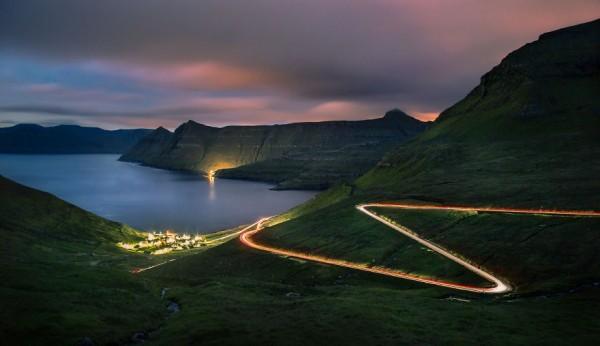 5. Ufacık köyleri, kıvrılan yolları ile Faroe Adalarına bayıldık..