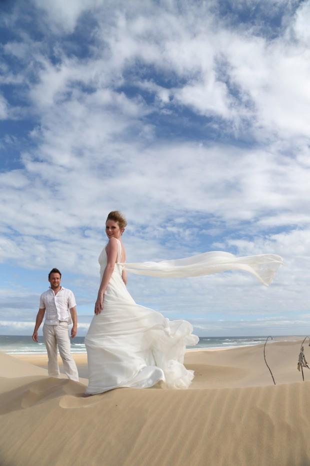 ''Yolculuğa başladıktan iki yıl ve 48 düğün sonra şunu fark ettik: Aslında hayat bir varış noktası değil, yolculuğun kendisi!''