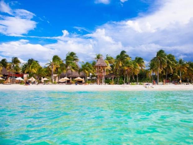 8. Playa Norte, Meksika