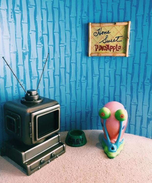 Yolunuz bir gün Dominik'e düşerse ve eğer bir Sponge Bob hayranıysanız, bu otelde konaklayabilirsiniz.