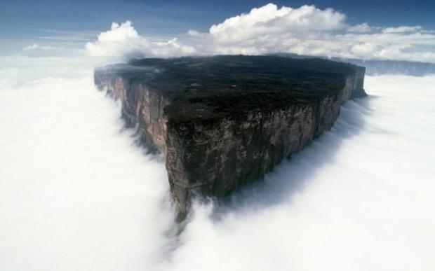 7. Roraima Dağı