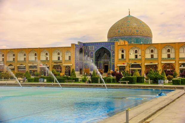 Esfahan, İran