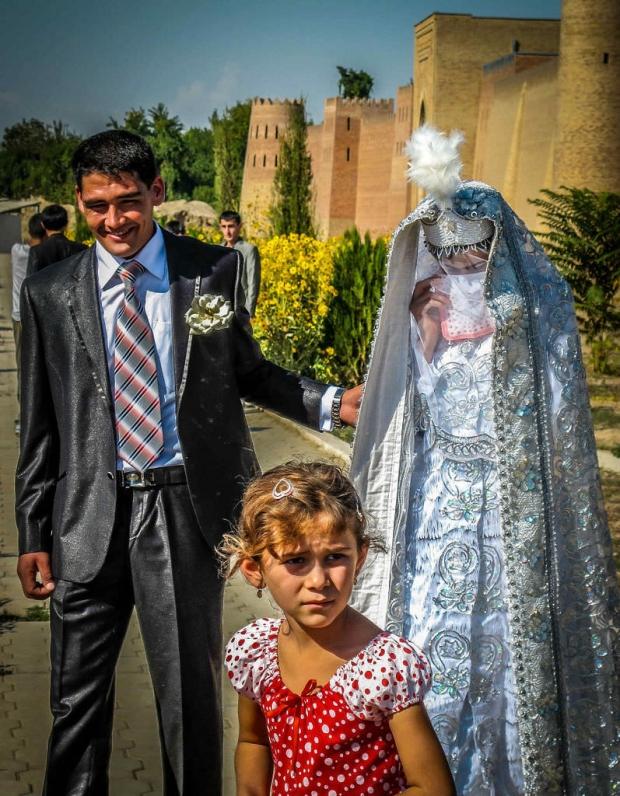 Tacikistan düğün