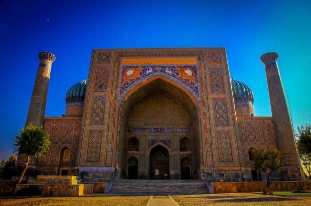 Registan, Özbekistan