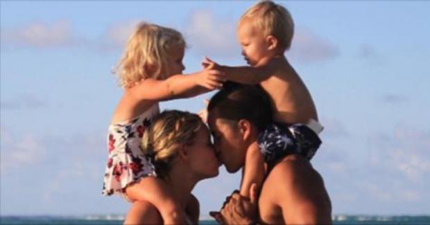 Bu şanslı aile, Gee Ailesi!