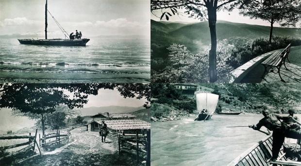 Atatürk'ün Türkiye'yi Dünyaya Tanıtmak İçin 1936 Yılında Çektirdiği 20 Fotoğraf