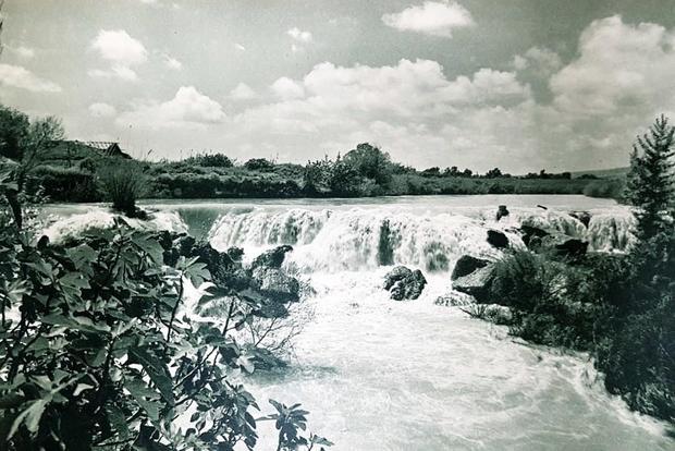 Tarsus'taki bir şelale