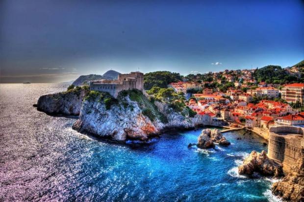3. Dubrovnik (Hırvatistan)