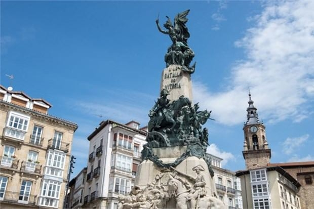 4. Vitoria-Gasteiz (İspanya)