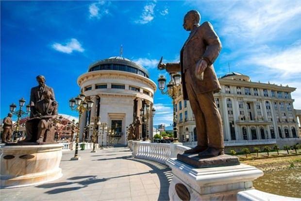 23. Skopje (Makedonya)