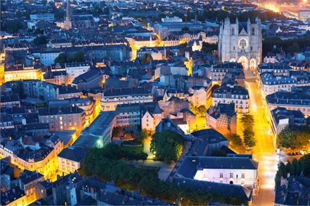 10. Nantes (Fransa)