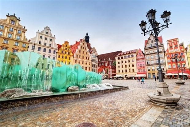 16. Wroclaw (Polonya)