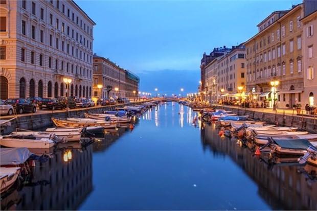 18. Trieste (İtalya)