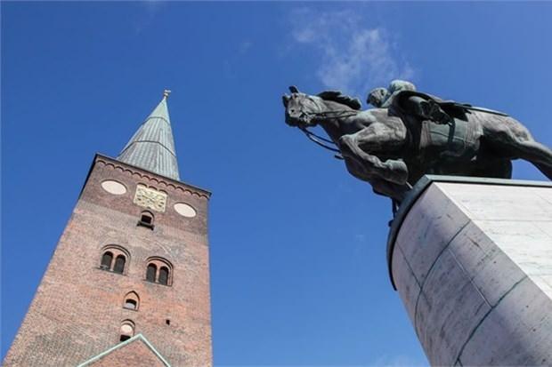 19. Aarhus (Danimarka)