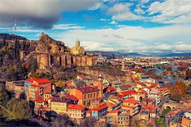 9. Tiflis (Gürcistan)