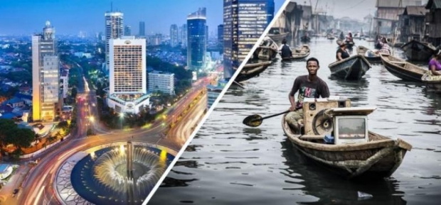 6. Lagos, Nijerya
