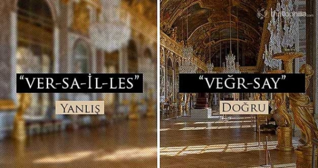 Versailles, Fransa